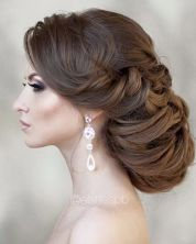 Wedding Updo Hairstyles 36