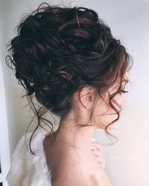 Wedding Updo Hairstyles For Long Hair 10