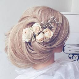 Wedding Updo Hairstyles For Long Hair 23