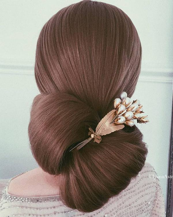 Wedding Updo Hairstyles For Long Hair 3