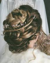Wedding Updo Hairstyles For Long Hair 36