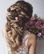 Wedding Updo Hairstyles For Long Hair 4