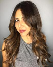 16 Brown Hair With Caramel Highlights