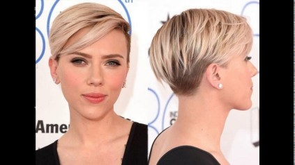 Asymmetrical Short Haircuts 2018 12