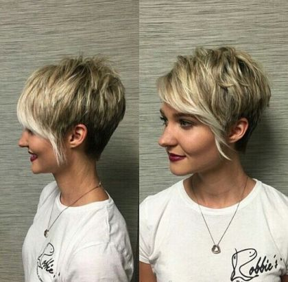 Asymmetrical Short Haircuts 2018 5