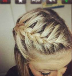 Best Braided Short Hair