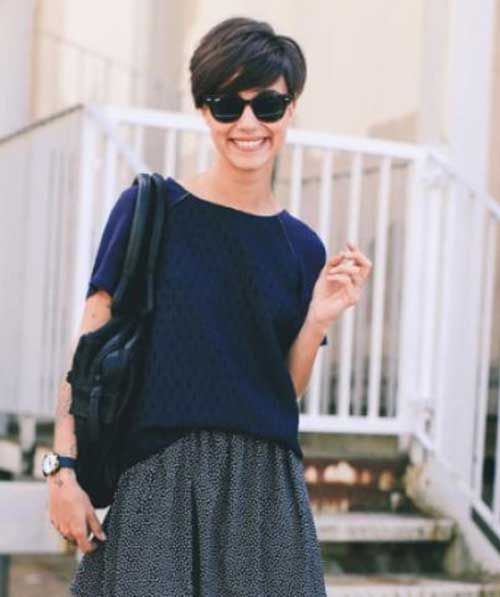 Best Trend For Short Hair