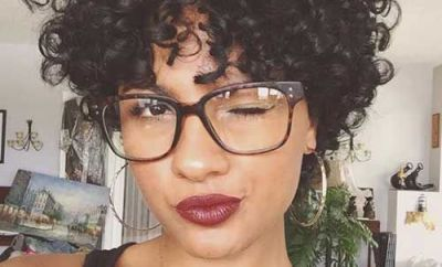Black Short Curly Hairstyles 2018 37