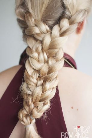 Braided Hairstyles For Long Hair 21