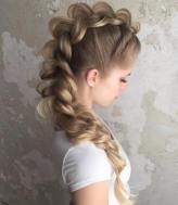 Braided Hairstyles For Long Hair 27