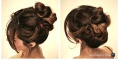 Casual Updos For Long Hair 1