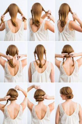 Casual Updos For Long Hair 31
