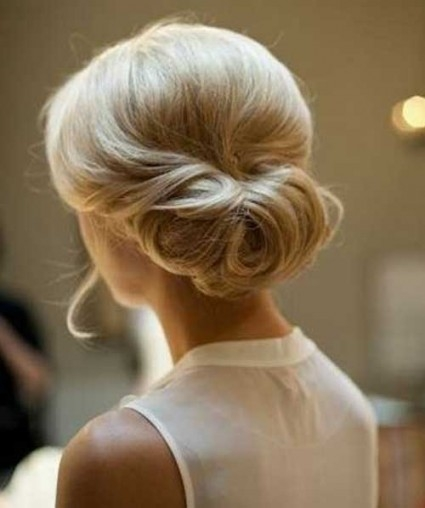 25 Elegant Hairstyles For Short Hair | Short Hairstyles 2016 Throughout Cool Updo Hairstyles Fine Hair