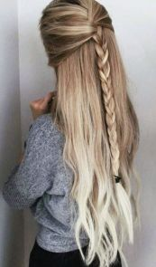 Hairstyles For Long Hair 2018 13