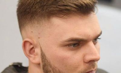 High Fade Haircut Styles 25