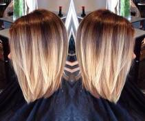 Best Blonde Ombre For Short Hair