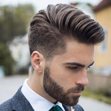 Best Mens Haircuts For Thick Hair Comb Over