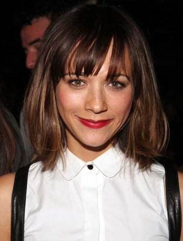 Cool Short Hair With Bangs