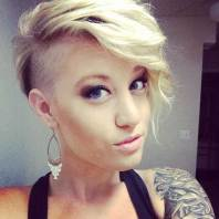 Edgy Hairstyles For Short Hair