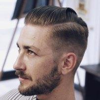 High Fade Slick Comb