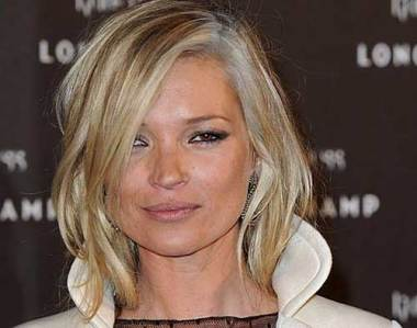 Kate Moss Short Hair