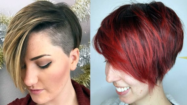 Short Haircut Women 7