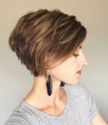 Short Haircuts For Girls 30