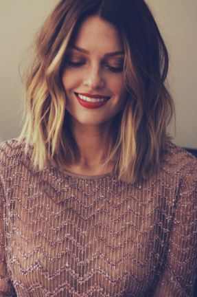 Short Shoulder Length Haircuts 31