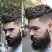 Alan Beak Mens Hair Trends 2018 Quiff 1