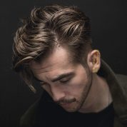 Andrewdoeshair Medium Length Hairstyles For Men Tousled Texture Side Part 1 E1522172923588