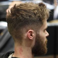 Crowbarber Messy Hairstyles For Men 2018