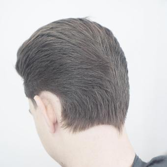 Glassboxbarbershop New Hairstyles For Men Nape Shape