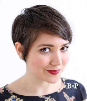11 Pixie Cut For Round Faces
