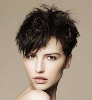 17. Short Haircut For Girls