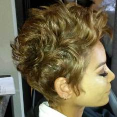 17. Short Trendy Hairstyle