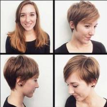 20. Short Haircut For Girls