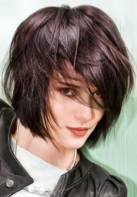 21. Short Trendy Hairstyle