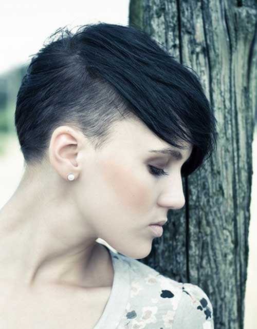 22. Womens Short Haircut