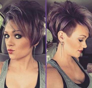 22.Style For Short Hair
