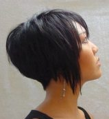 Asian Short Bob Hairstyles