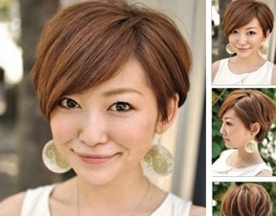 Best Short Hairstyles For Round Faces 10