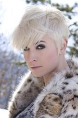 Blonde Short Hair Ideas