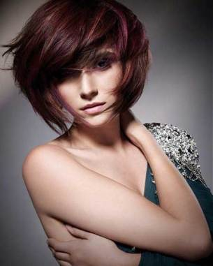 Layered Bob Hairstyles 9
