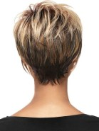 Refined Short Layered Hairstyles For Women