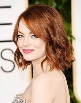 Short Haircuts With Thin Red Hair