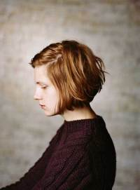Short Hairstyles For Round Faces 2