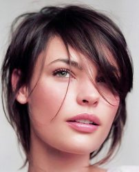 Short Hairstyles For Girls With Fine Hair