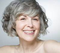 Short Wavy Hairstyles For Women Over 50
