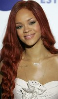 Rihanna Hairstyles Side Parted Long Curls For All Face Shapes