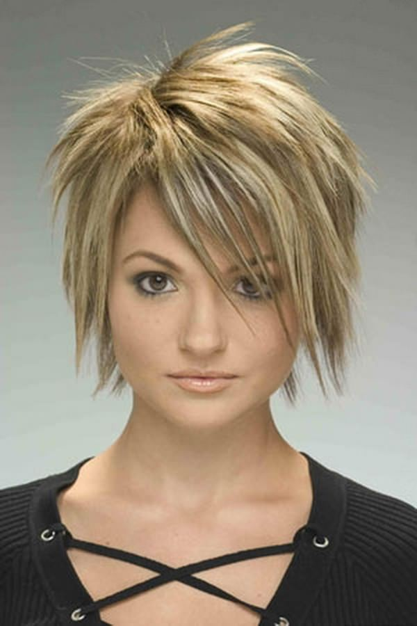 38170817 Short Haircuts For Girls